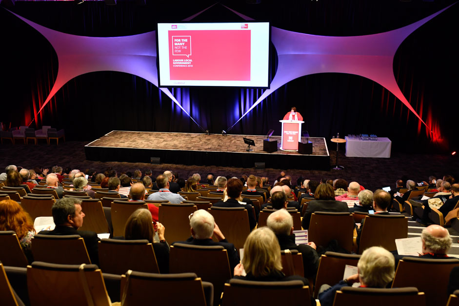 Labour Local Government Conference 2018