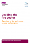 leading the fire sector