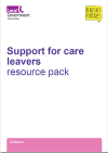 Support for care leavers resource guide