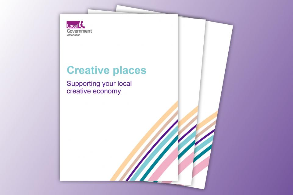 Creative places - supporting your local creative economy