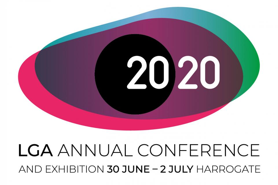LGA Annual Conference and Exhibition 2020 (30 June - 2 July) - Harrogate