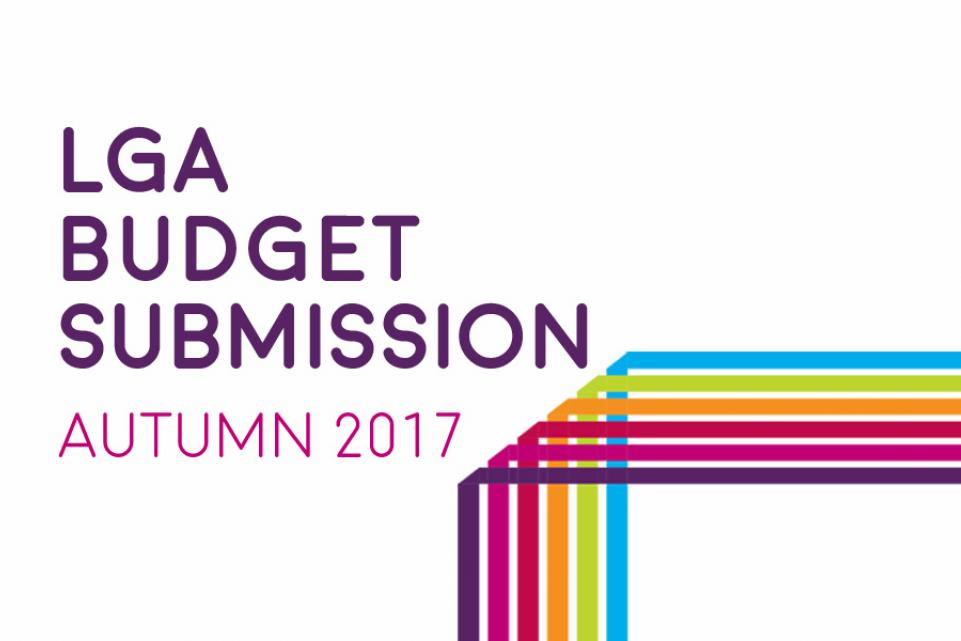 LGA Autumn Budget submission 2017