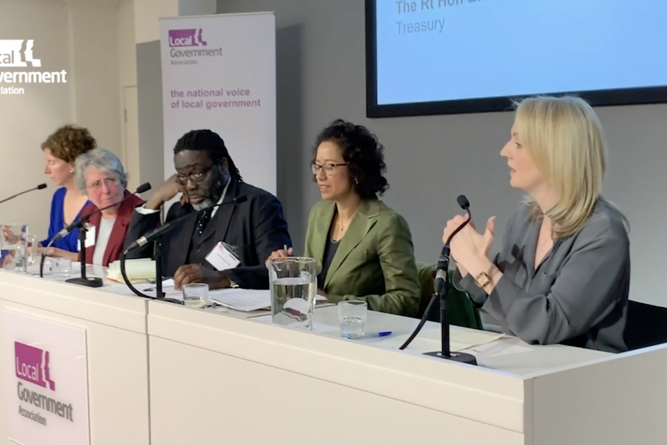 Smith Square Debate: Spending Review 2019