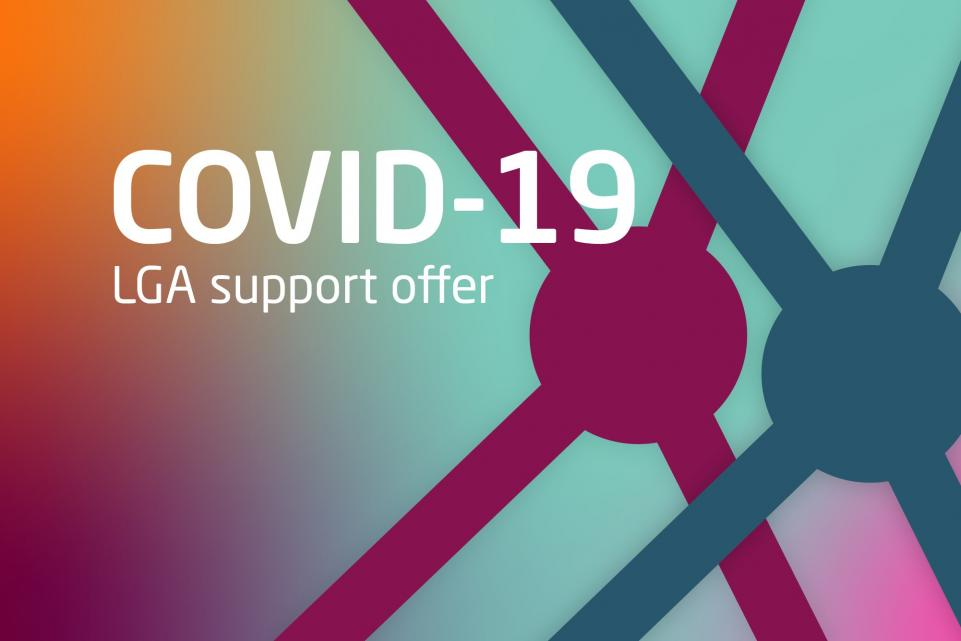 LGA COVID-19 support offer